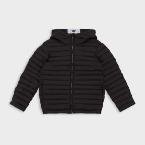 Armani Junior Jongens Jassen Armani Junior winterjas jongens 6G4B67-0999 wintercollectie 2019 - 1