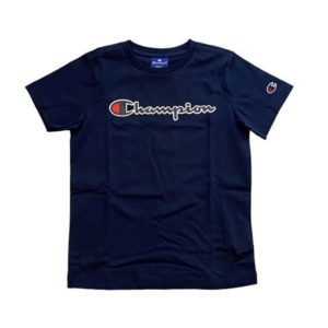 Champion Unisex Shirts & Tops Champion donkerblauw shirt - 1