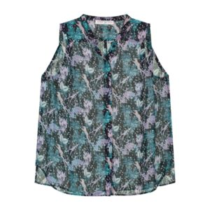 Circle of Trust Meisjes Shirts & Tops Circle of Trust top Holly jungle GS20-39-4102 - 1