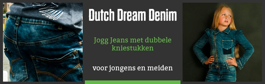 Dutch Dream Denim (DDD) Kinderkleding