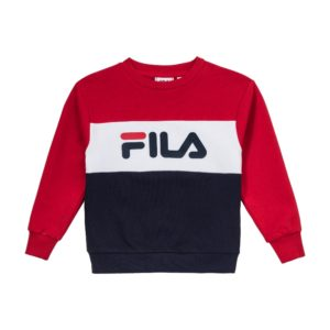 FILA Unisex Truien & Vesten Fila Kids sweater Night Blocked Urban Line 687194-G06 - 1