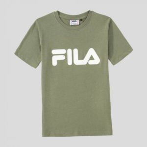 FILA Meisjes Shirts & Tops Fila shirt sea spray classic logo tee meiden - 1