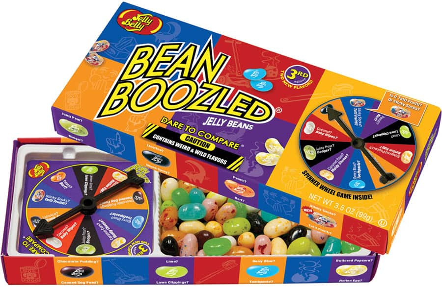 Jelly Bean Boozled spel