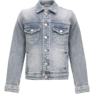 LTB Jeans Jongens Jassen LTB Jeans spijkerjack jas  Chase Woody wash - 1