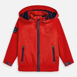 Mayoral Jongens Jassen Mayoral rode zomerjas windbreaker Hibiscus jongens - 1