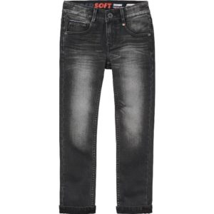 Vingino Jongens Broeken Vingino jongens broek Alvasco Dark grey Vintage Super soft denim - 1