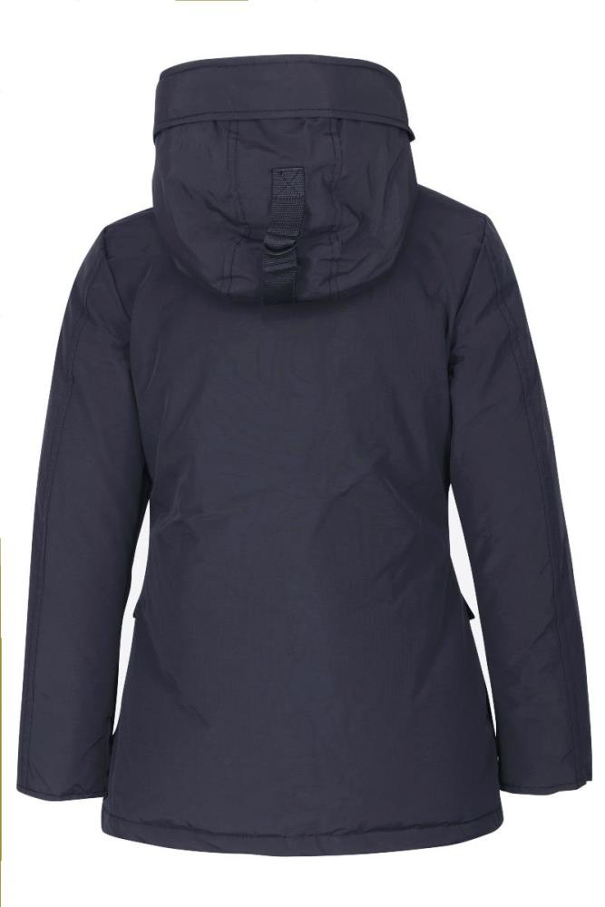 Airforce Meisjes Jassen Airforce donkerblauwe 4 pocket parka winterjas - 2