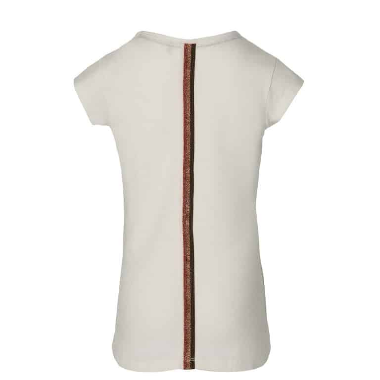 LEVV Meisjes Shirts & Tops Levv off-white top shirt Mandy - 2
