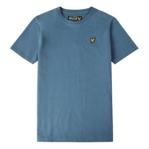 Lyle & Scott Jongens Shirts & Tops Lyle and Scott blauw shirt - 1