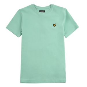 Lyle & Scott Jongens Shirts & Tops Lyle and Scott groen shirt - 1